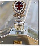1909 Rolls Royce Acrylic Print