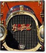 1910 Pope Hartford Model T Grille Emblem Acrylic Print
