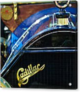 1911 Cadillac Roadster Acrylic Print