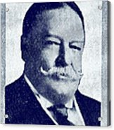 1912 Vote Taft For President Acrylic Print by Historic Image