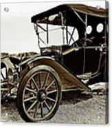 1913 Argo Electric Model B Roadster Coffee Acrylic Print