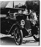 1920 Dodge Convertable Acrylic Print