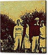 1920s Golf Acrylic Print