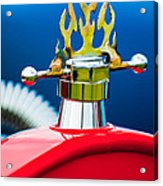 1923 Ford T-bucket Aftermarket Hood Ornament Acrylic Print