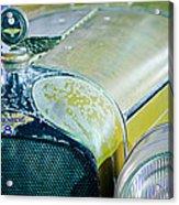 1926 Duesenberg Hood Ornament - Motometer Acrylic Print