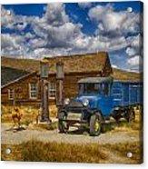 1927 Dodge Braham Bodie Ca Color Img 7299 Acrylic Print