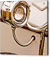 1927 Rolls-royce Phantom I Brewster Kenilworth Light -0209c Acrylic Print