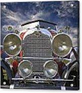 1928 Auburn Model 8-88 Speedster Acrylic Print