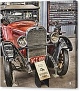 1928 Dodge Roadster Acrylic Print