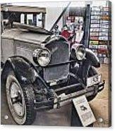 1928 Packard 526 Sedan Acrylic Print