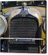 1929 Duesenberg Model J Convertible - Barn Fresh Acrylic Print