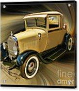 1929 Ford Acrylic Print