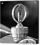 1930 Bugatti Hood Ornament Acrylic Print