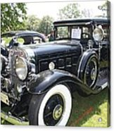 1930 Cadillac V-16 Imperial Limousine Acrylic Print