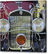 1930 Chrysler Model 77 Acrylic Print
