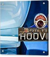 1930 Db Dodge Brothers Taillight Emblem -030c Acrylic Print