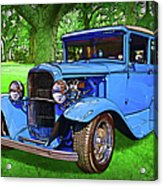 1930 Ford Acrylic Print