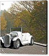 1930 Ford Roadster Acrylic Print