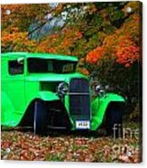 1930 Ford Sedan Delivery Truck  Acrylic Print