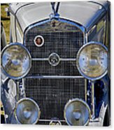 1930 Lasalle 340 Acrylic Print
