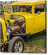 1930 Model A Coupe Acrylic Print
