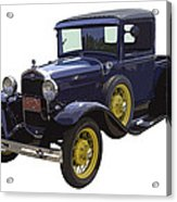 1930 - Model A Ford - Pickup Truck Acrylic Print