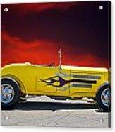 1930 Model A Roadster IIi Acrylic Print