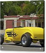 1930 Model A Roadster Iv Acrylic Print
