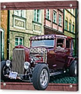 1931 Chev Acrylic Print