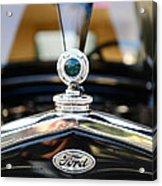 1931 Ford Model A Acrylic Print