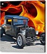 1930 Hudson Coupe I Acrylic Print