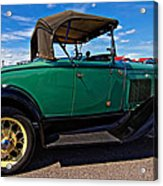 1931 Model T Ford Acrylic Print by Steve Harrington