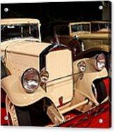 1931 Pierce Arrow Model 43 Club Sedan 5d26822 Acrylic Print