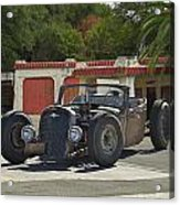 1931 Rataoulle 'rat Rod' Acrylic Print