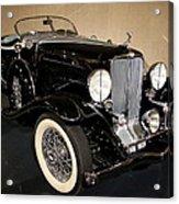 1932 Auburn Boattail Speedster Acrylic Print