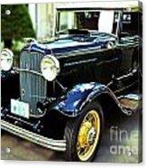 1932 Ford Cabriolet Acrylic Print
