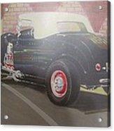 1932 Ford Roaster At Deuce's Saloon Acrylic Print