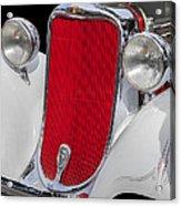 1933 Dodge Sedan Acrylic Print