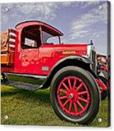 1933 International Truck Acrylic Print