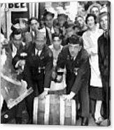 1933 Prohibition Repeal Acrylic Print