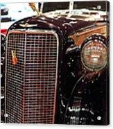 1934 Cadillac V16 Aero Coupe - 5d19876 Acrylic Print