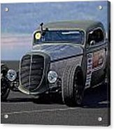 1934 Ford 'autocross' Coupe 2 Acrylic Print