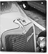1934 Ford Hot Rod Acrylic Print