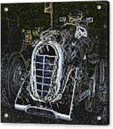 1935 Bentley Jackson Special 2 Acrylic Print