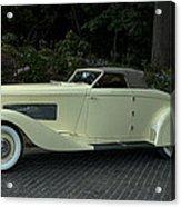 1935 Duesenberg J Roadster  Acrylic Print