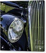 1936 Buick Vectoria Coupe Acrylic Print