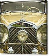 1936 Mercedes Benz Acrylic Print
