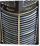 1937 Chrysler Airflow Acrylic Print