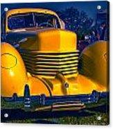 1937 Cord Acrylic Print