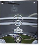 1937 Mercedes Benz Acrylic Print
